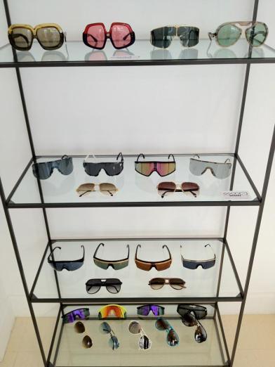 Vintage Sunglasses Versace Pucci Porsche Design
