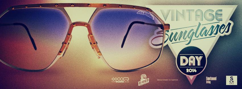 Vintage Sunglasses Day 2014