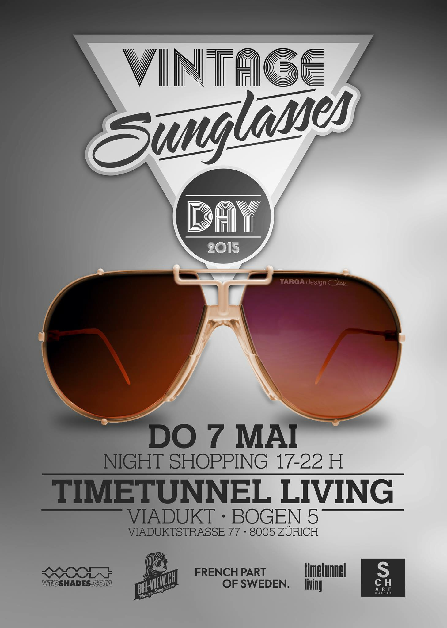 bab5eb273e5b Vintage Sunglasses Day 2015